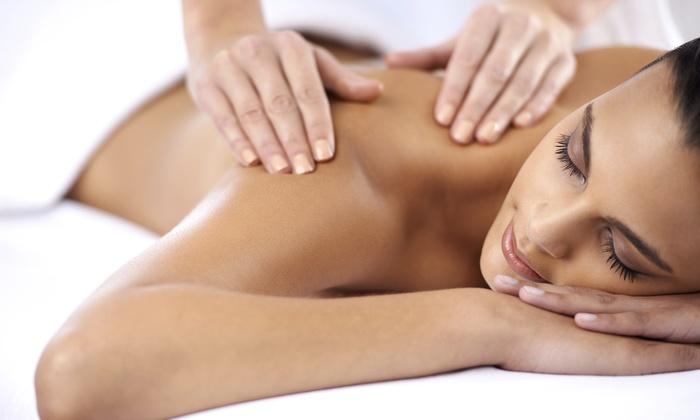Najboljša masaža za sproščanje