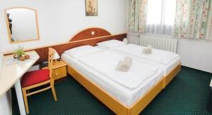 Soba v Hotelu Rogla.