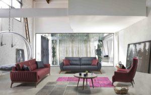 moderno oblikovano pohištvo