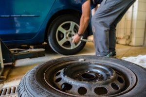 menjava pnevmatik je obvezna do 15. novembra