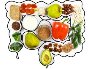 Zdrava hrana in pijača za boljšo prebavo